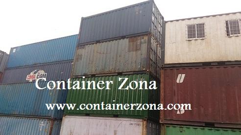 Container 20 Feet Bekas di Jakarta