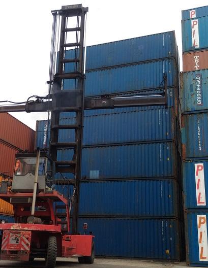 Container 40 HC Feet Bekas Cikupa Serang 2