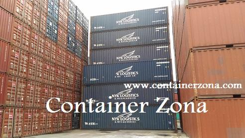 Inilah Ukuran Container 40 Feet