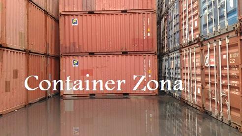 Jual Container 20 Feet Bekas Jakarta