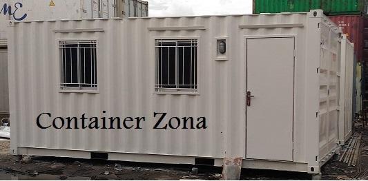 Jual container 40 feet bekas