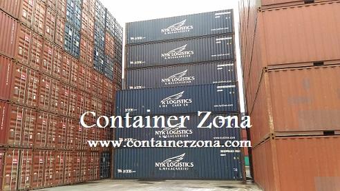 Jual container bekas murah Indonesia