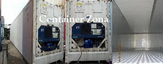 Sewa Container Reefer di Bandung