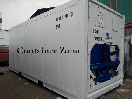 Kirim Container Reefer Ke Langsa Aceh