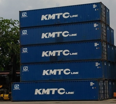 Container 40 Feet Ke Cikarang