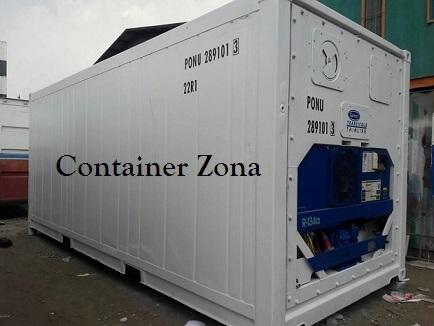Container Reeer Di Tangerang