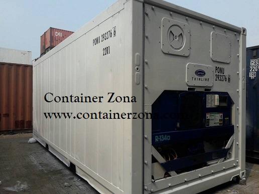 Spesifikasi Container Reefer