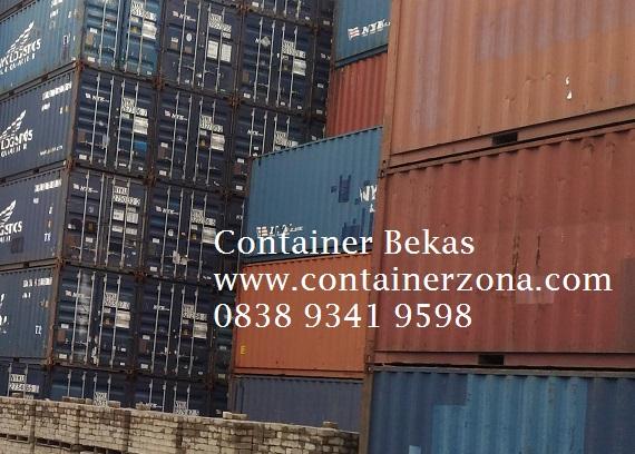 Permintaan Container Bekas