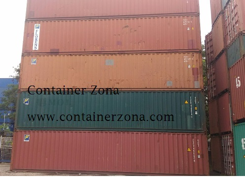 Harga Container Bekas Naik