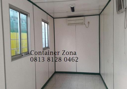 Modifikasi Container Untuk Kantor